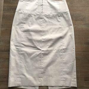 Khakis skirt